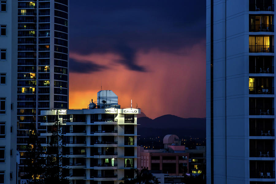 Australia Photograph - Monte Carlo Moods by Az Jackson