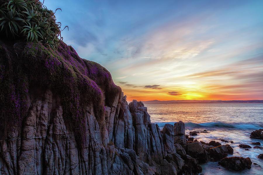 Monterey Sunrise Photograph
