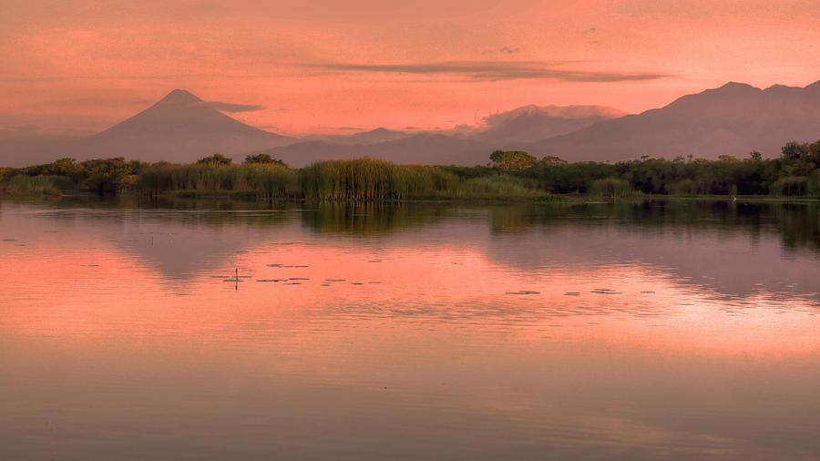 Monterrico Sunrise by Stephen Dennstedt