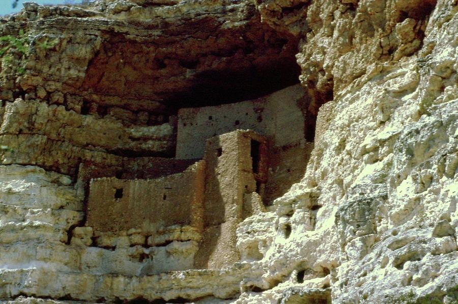 Arizona Photograph - Montezumas Castle by Gary Wonning