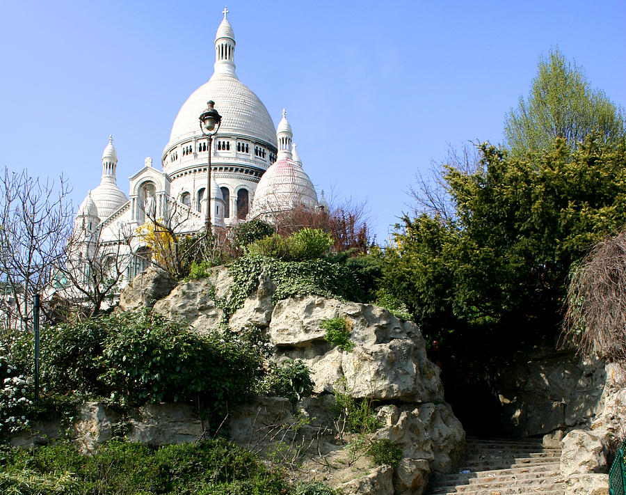 Montmartre Photograph - Montmartre by Hans Jankowski