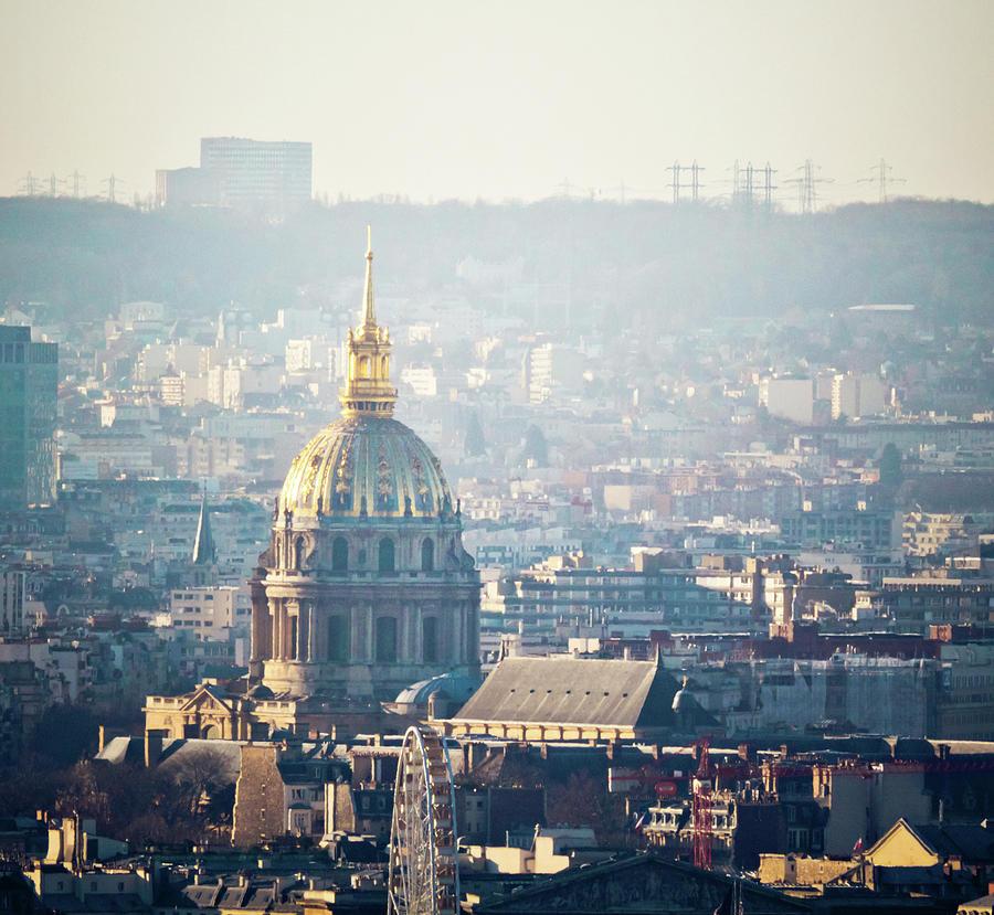 Horizontal Photograph - Montmartre Sacre Coeur by By Corsu sur FLICKR