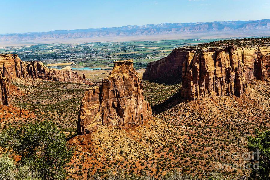 Jon Burch Photograph - Monument Canyon by Jon Burch Photography