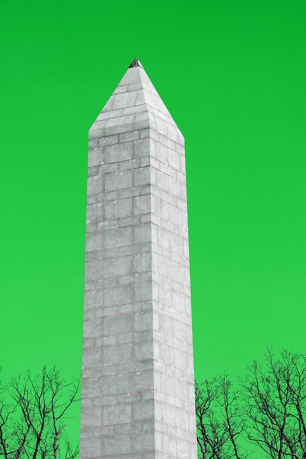 Monument Photograph - Monument Green by Tina B Hamilton
