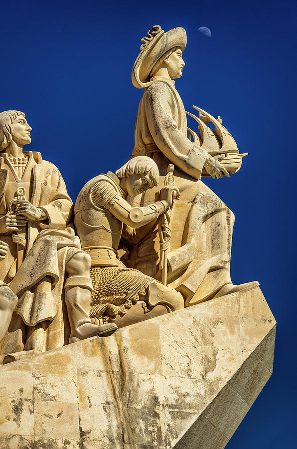 Monument of the Discoveries, Lisbon. by Pablo Lopez