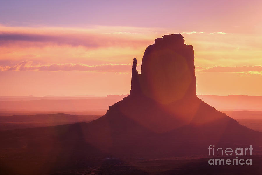 Monument Sunrise by Anthony Michael Bonafede