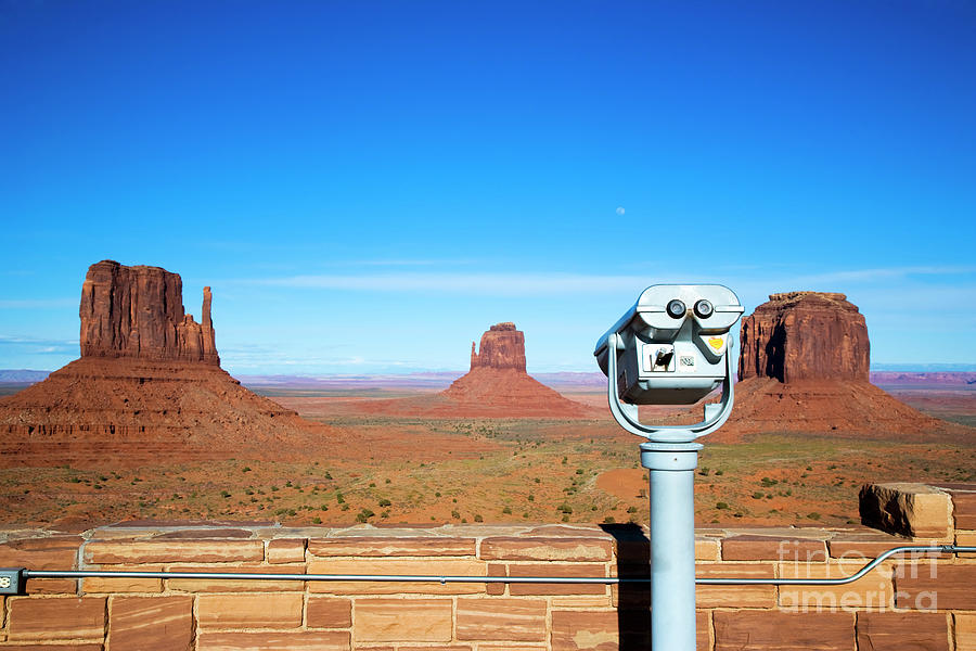 Monument Photograph - Monument Valley, USA by Damian Davies