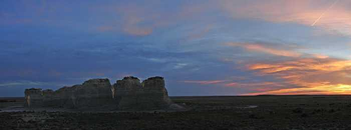 Monumental Sunset Photograph by Stan Hutchins