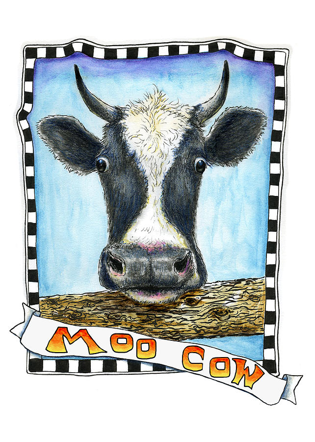 Moo Cow by Retta Stephenson