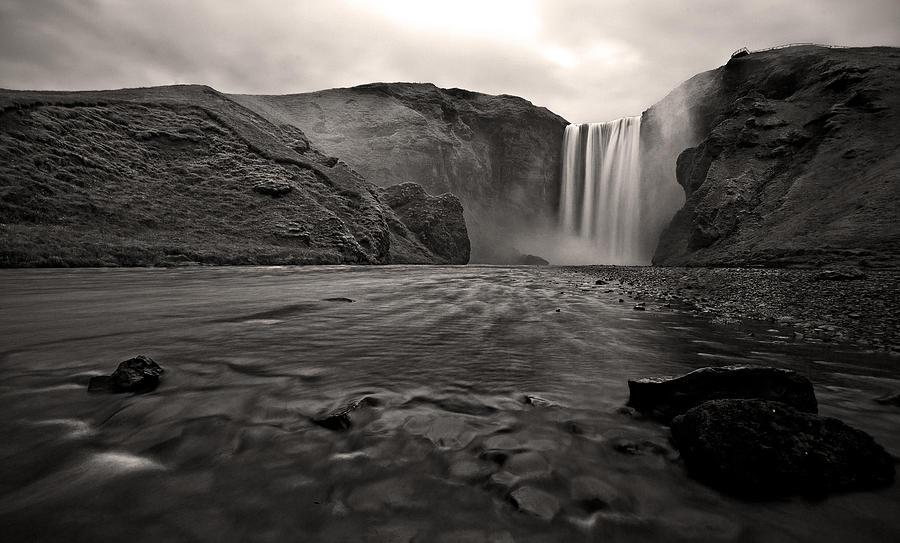 Moody Iceland Photograph
