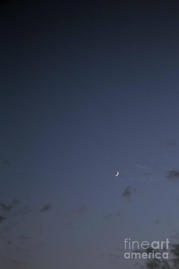Moon Photograph - Moon by Artur Gjino