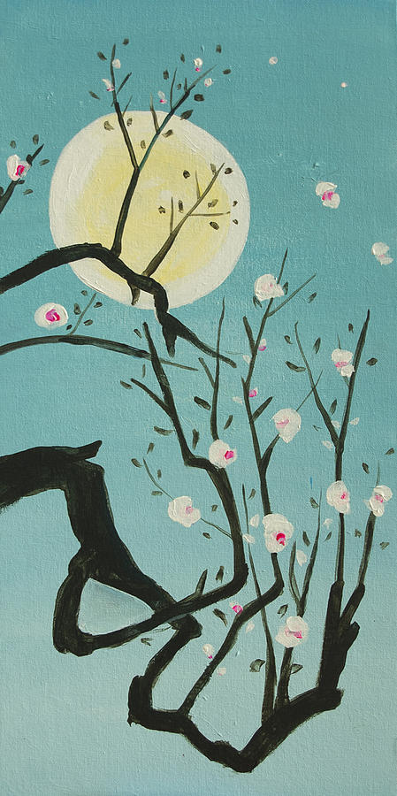Moon Blossoms by Richard Fritz