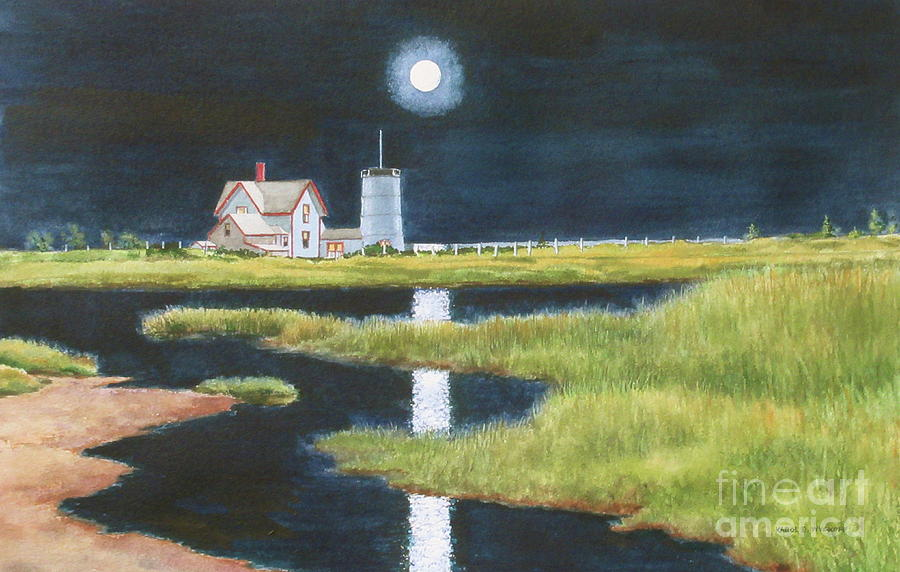 MOON LIGHT by Karol Wyckoff