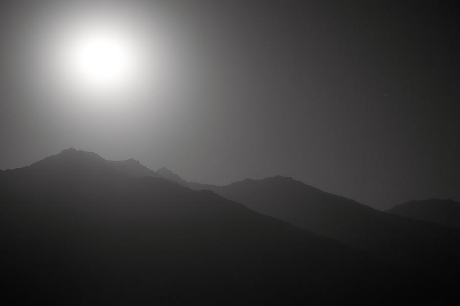 Adventure Photograph - Moon Night by Konstantin Dikovsky