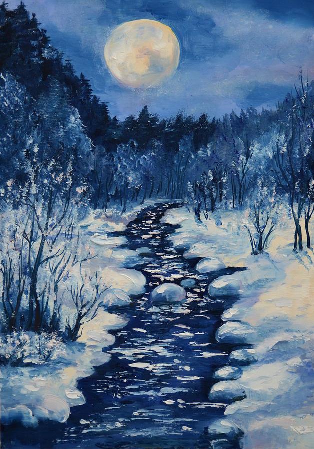 the night of stream