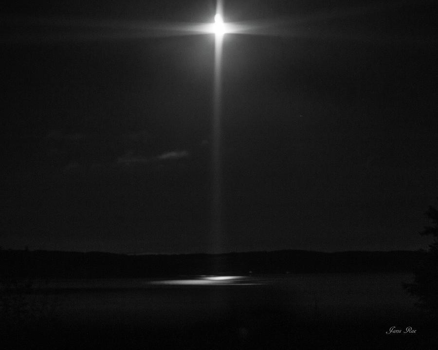 Moon Over Torch 7112 by Jana Rosenkranz
