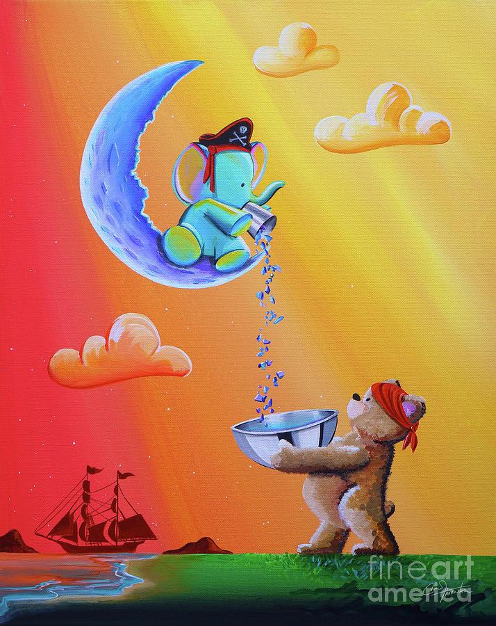 Moon Pirates by Cindy Thornton