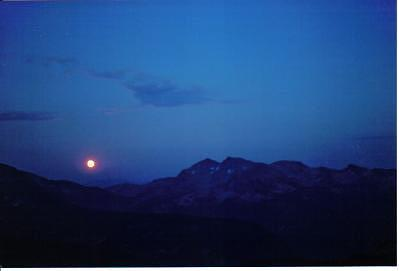 Moonrise Photograph by Paul Horvath