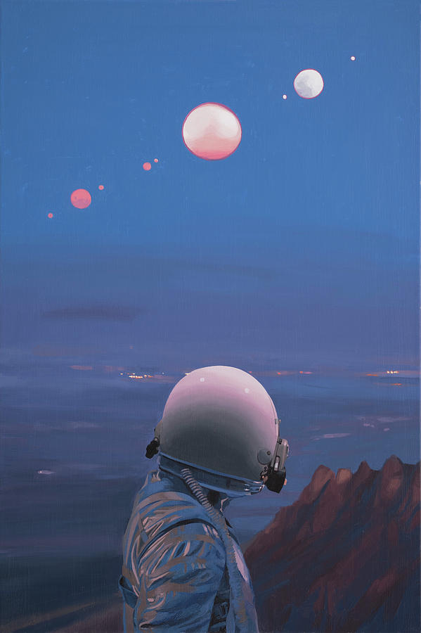 Moons by Scott Listfield