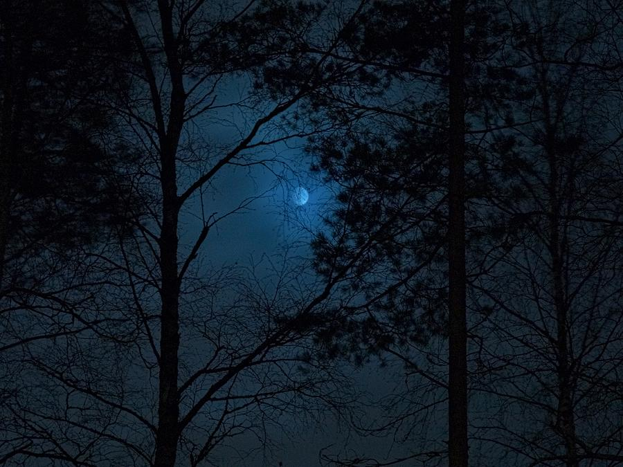 Nokia Photograph - Moonshine 06 by Jouko Lehto