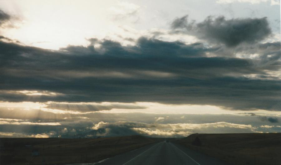 Montana Photograph - Moore Montana by Gene Linder
