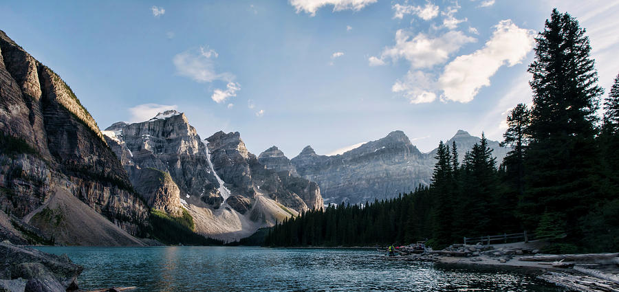 Moraine Lake by Heather Applegate