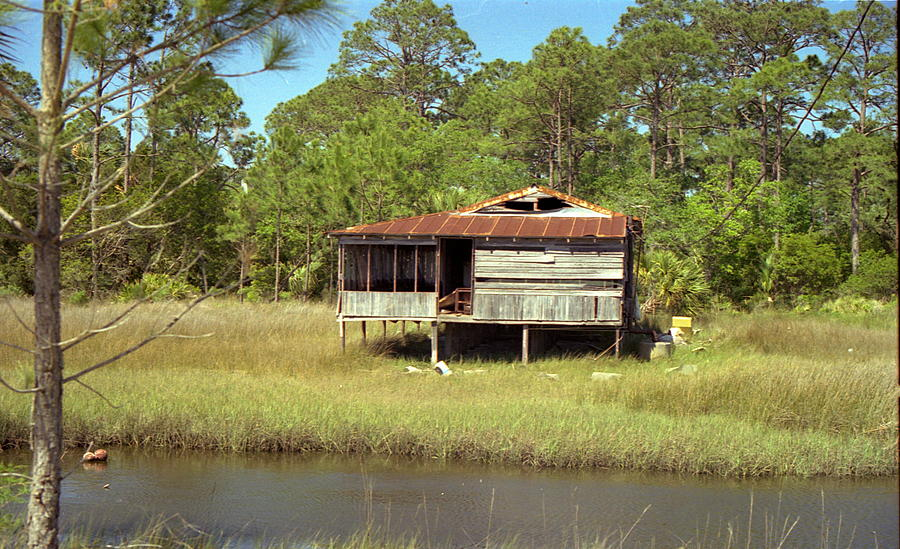 Florida Photograph - More Old Forida by Michael Morrison