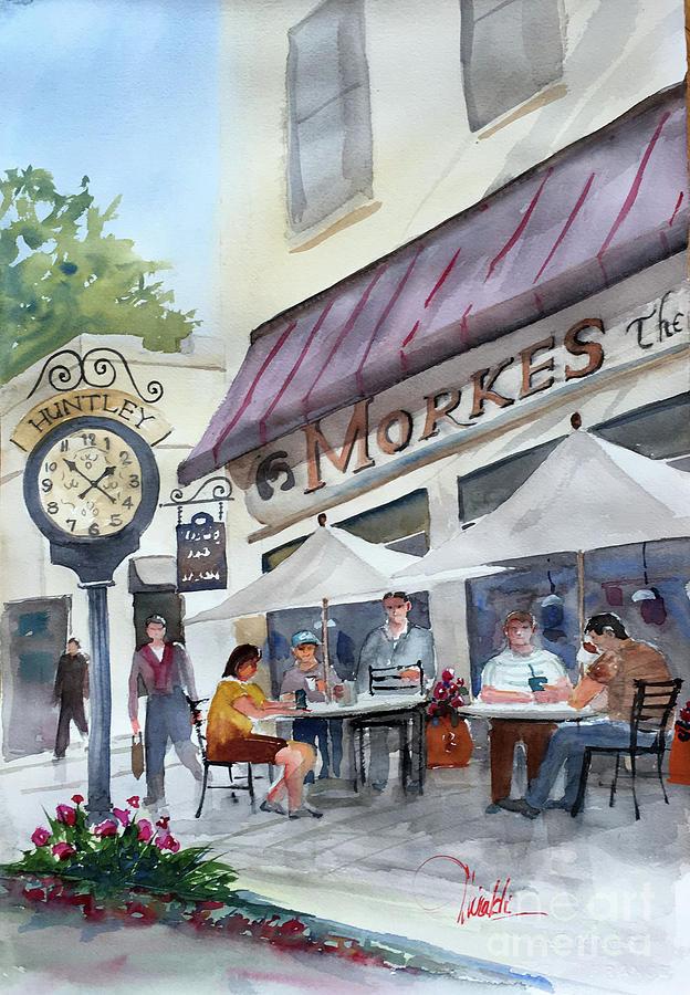 Morkes Spring by Gerald Miraldi