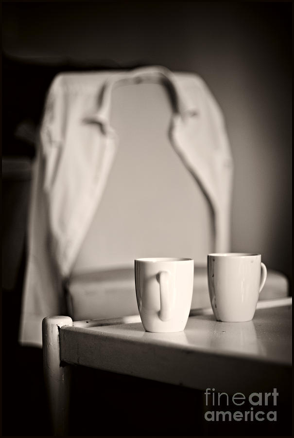 B W Photograph - Morning After by Tina Zaknic - Xignich Photography