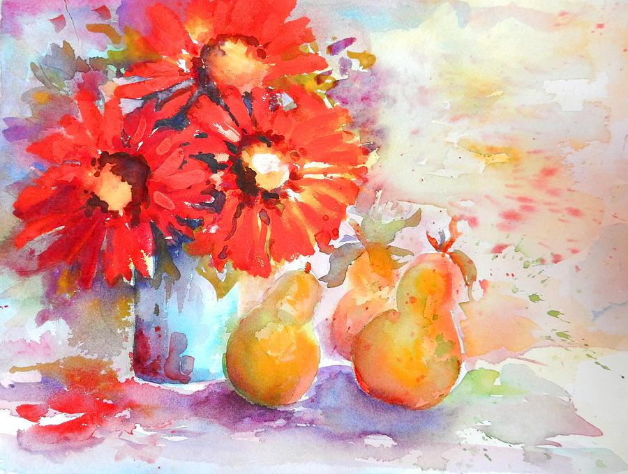 Still Life Painting - Morning by Caroline Patrick