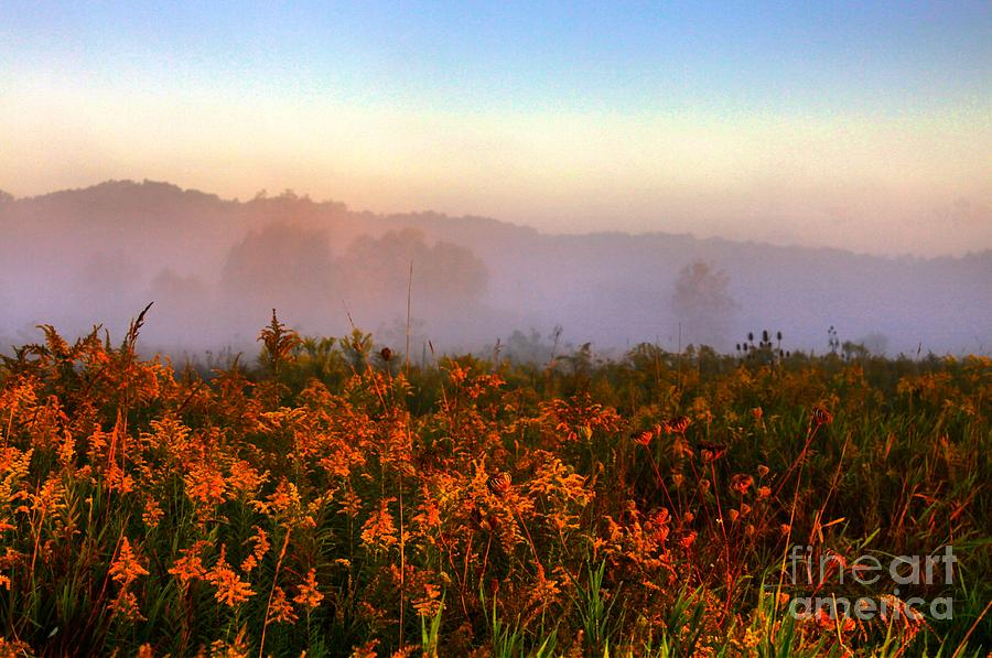 Sunrise Photograph - Morning Color-7 by Robert Pearson