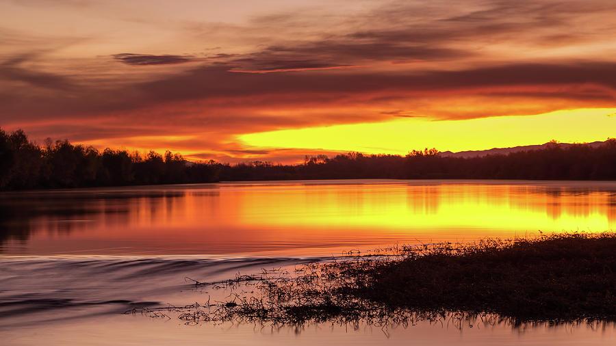 Morning Colors by Ken Mickel