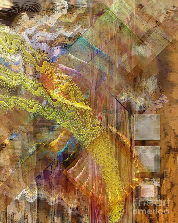 Morning Dance Digital Art - Morning Dance by John Beck