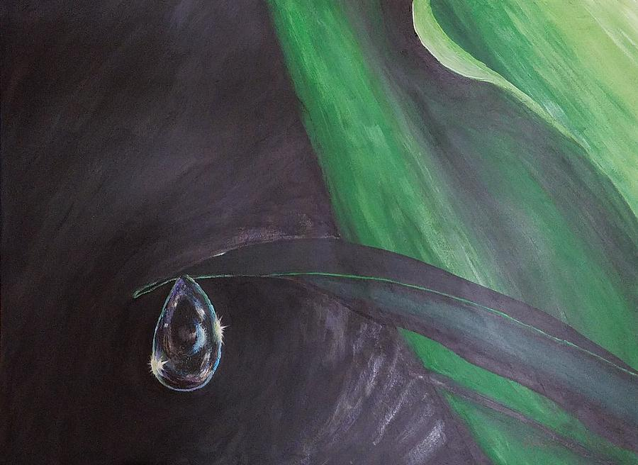 Morning Dew Painting