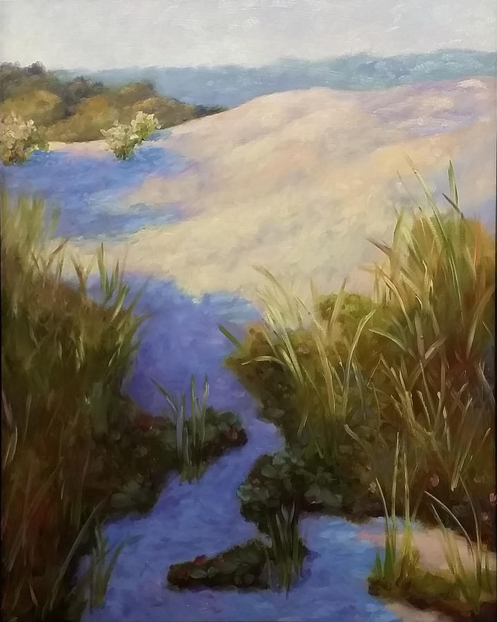 Morning Dune 2 by Beth Johnston