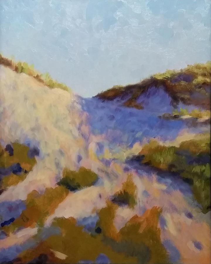 Morning Dune 3 by Beth Johnston