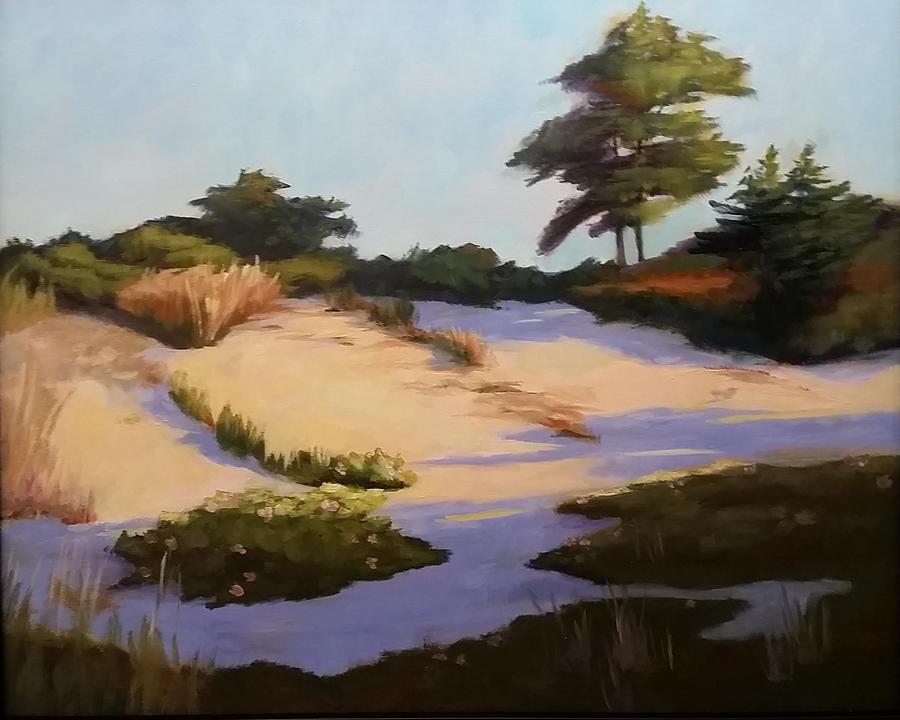 Morning Dune 4 by Beth Johnston