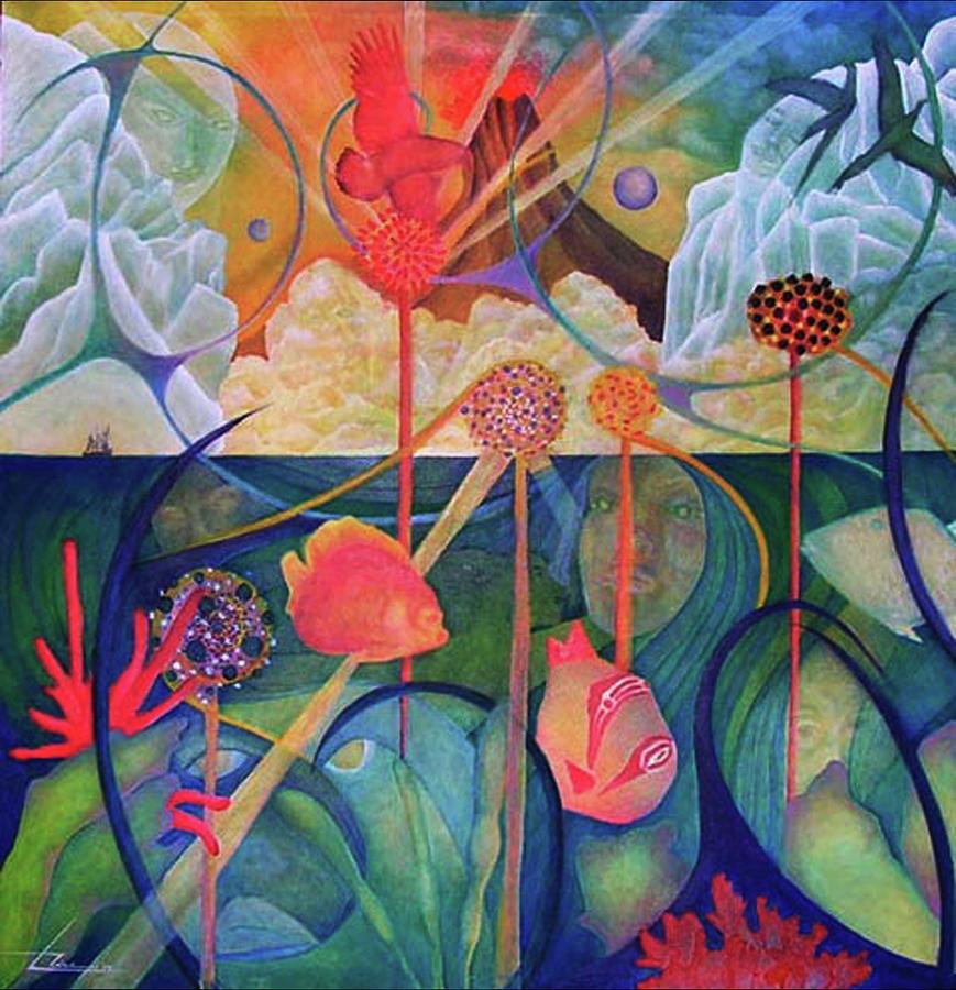 Awakening by Larry Rice