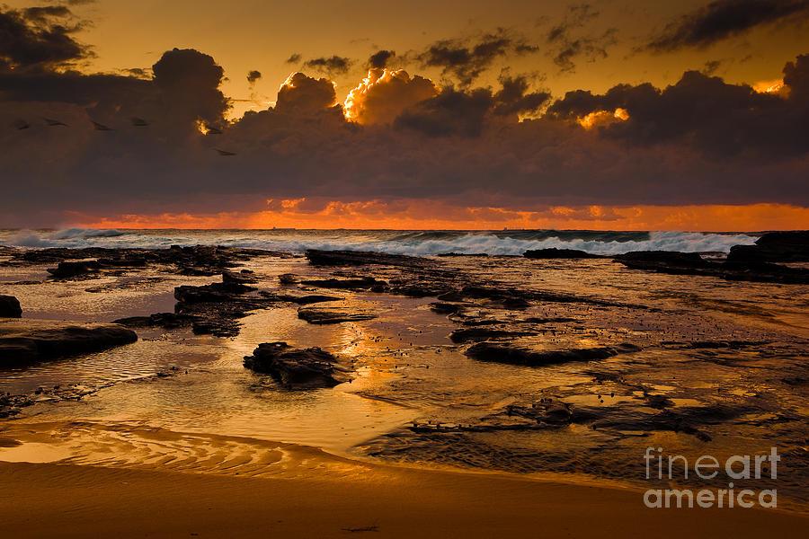 Sunrise Photograph - Morning Has Broken by John Buxton