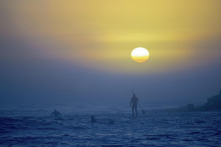 Morning Haze by Brian Knight