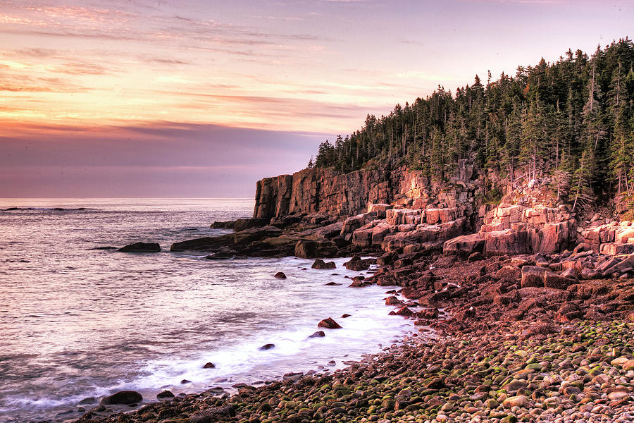 Morning in Acadia by Joe Paul