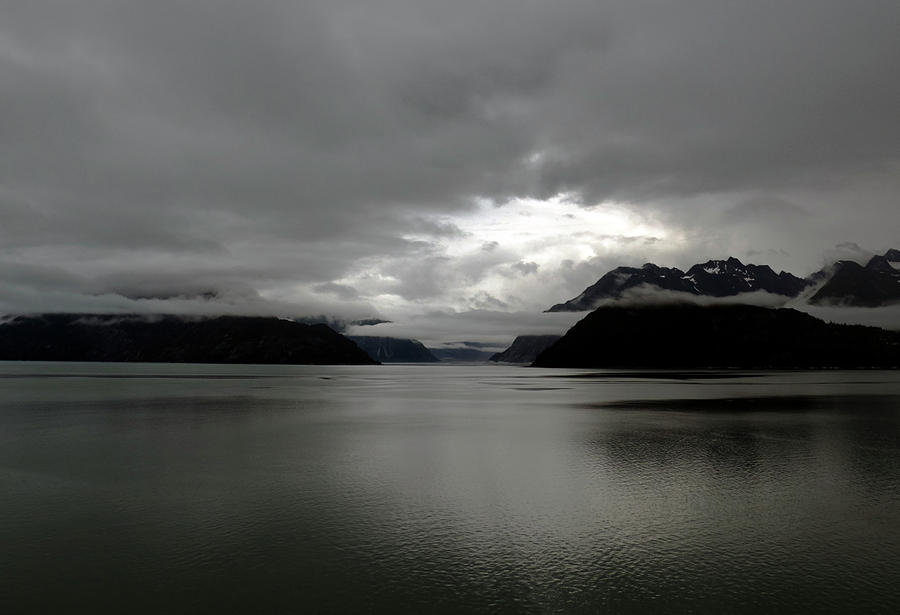 Morning In Alaska Photograph