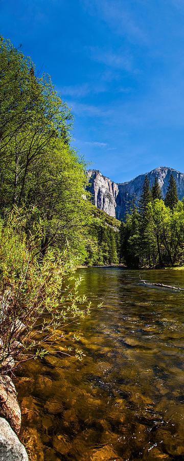 Yosemite National Park Photograph - Morning Inspirations 1 Of 3 by Az Jackson