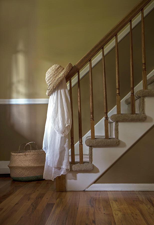 Still Life Photograph - Morning Light by Joy Schmitz