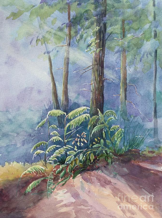 Morning Light Painting - Morning Light by Yohana Knobloch