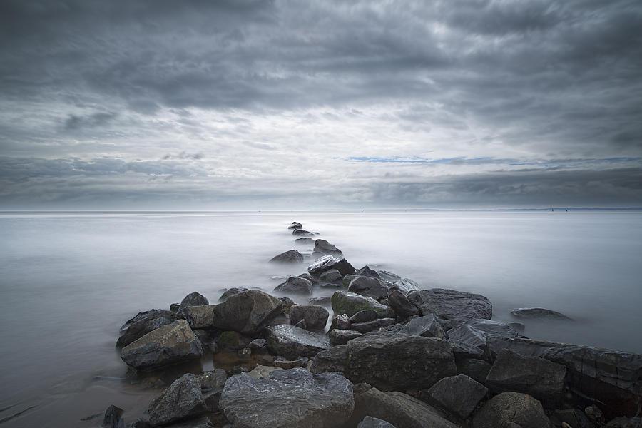 Morning Overcast Photograph by Anatoliy Urbanskiy