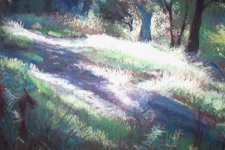Pastel Pastel - Morning Rays by Anita Stoll