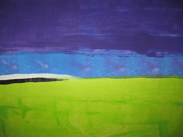 Morning Painting by Sasa Delic