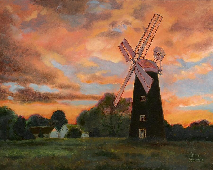 Morning sky by Keith Gantos