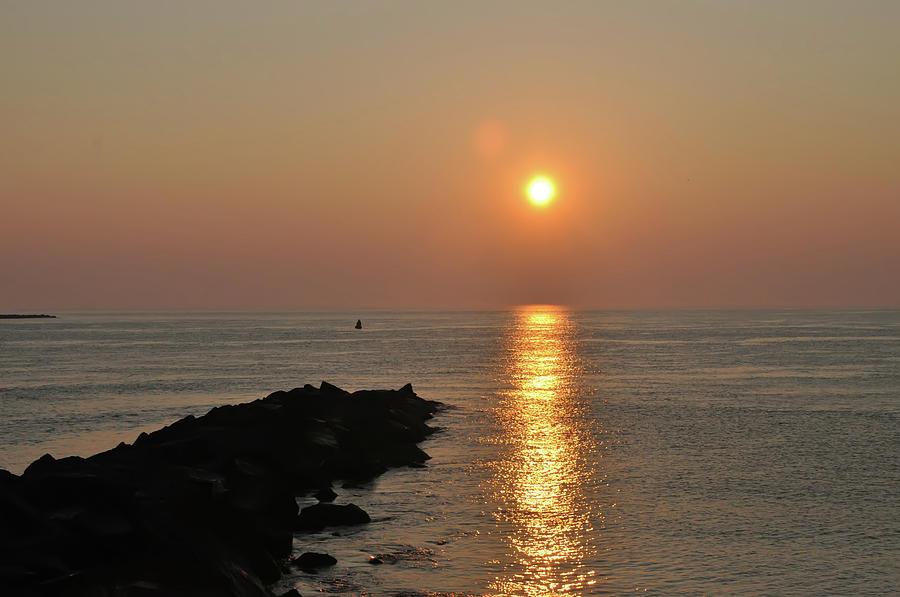 Sun Photograph - Morning Sun by Bill Cannon